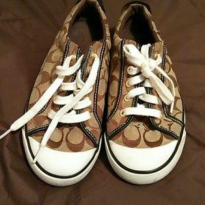Coach Barret Q106 Sneakers